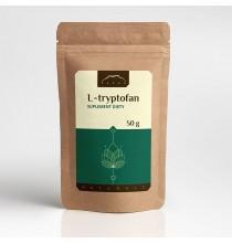 L-Tryptofan (w proszku, 50g) - NATURALNY ANTYDEPRESANT