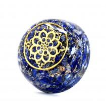 """LAZURYTOWA MEDYTACJA"" Orgonit / Harmonizer (z Lapis Lazuli)"