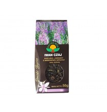 Herbata IWAN CZAJ (Wierzbówka Kiprzyca), 50g - wspaniały, harmonizujący napój