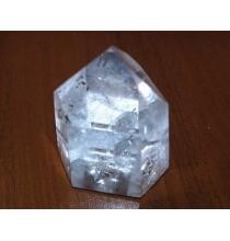 Kryształ górski - SZLIFOWANY stojący (średni i duży)