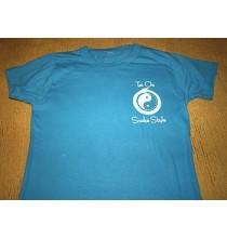 Koszulka SNAKE STYLE (małe logo) - DAMSKA