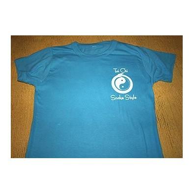 Koszulka TAI CHI-SNAKE STYLE (małe logo) - DAMSKA