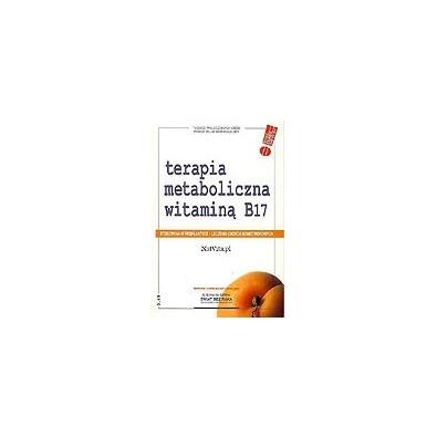 Terapia metaboliczna witaminą B17 (książka)