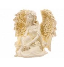 Anioł SIEDZĄCY